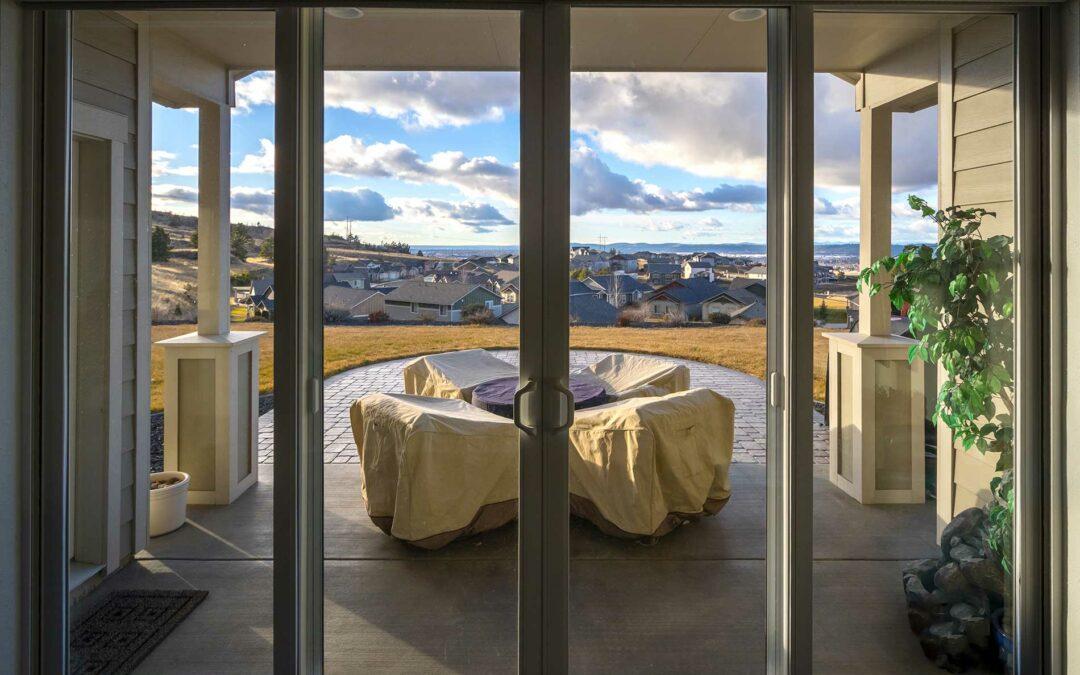 Tips for maintaining sliding glass doors